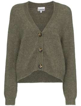 knitted-cardigan by ganni