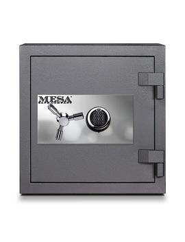 24-cu-ft-all-steel-high-security-burglary-fire-safe-with-electronic-lock,-silver by mesa