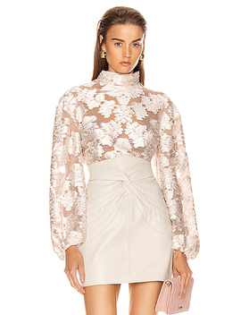 magic-moonlight-bell-sleeve-top by alice-mccall