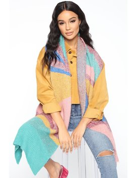 blocked-you-out-colorblock-scarf---pink_combo by fashion-nova