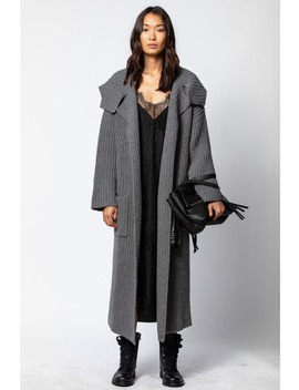 Lissandre Coat by Zadig & Voltaire