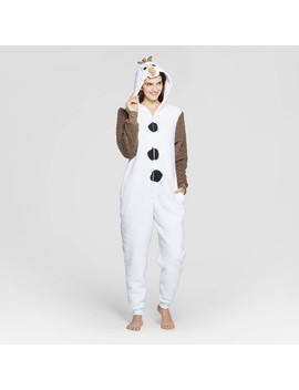 womens-olaf-union-suit---white by frozen