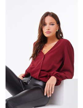 surplice-peasant-top by forever-21