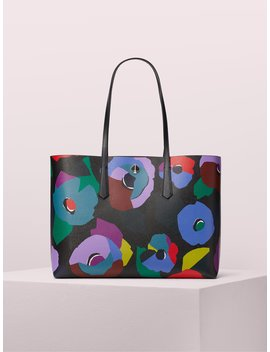 molly-floral-collage-large-tote by kate-spade
