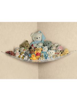 large-baby-toddler-soft-toy-hammock-mesh-net-storage-nursery-kids-bedroom-tidy-organizer by hanging-closet-organizers