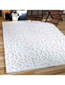 Rosella Natural Ivory Area Rug by Joss & Main