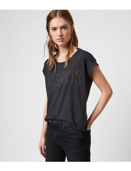 Star Pina T Shirt by Allsaints