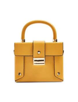 strobe-boxy-bag by topshop
