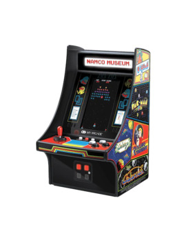 my-arcade-namco-museum-mini-player by my-arcade