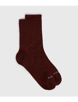 simin-socks by allsaints