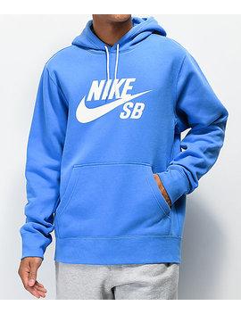 nike-sb-icon-pacific-blue-hoodie by nike-sb