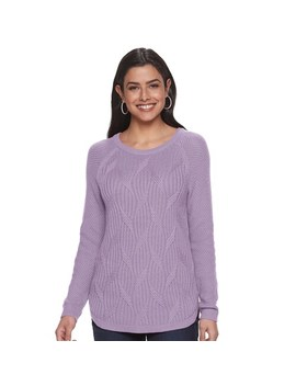 womens-sonoma-goods-for-life-twisted-cable-knit-pullover-sweater by sonoma-goods-for-life