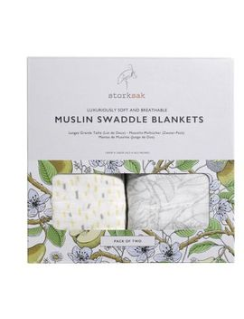 storksak-2-pack-swaddle-blankets by storksak