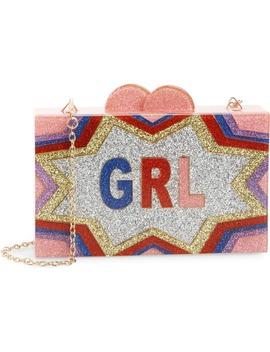 grl-power-box-shoulder-bag by bari-lynn