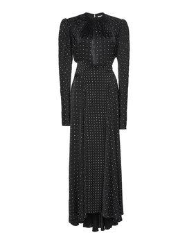 rhinestone-embroidered-satin-maxi-dress by paco-rabanne