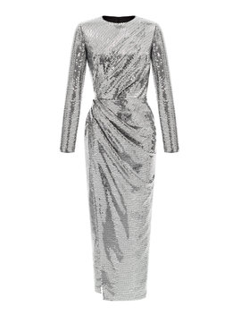 sequined-long-sleeve-gown by rasario