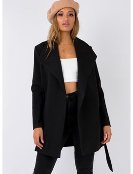 the-loras-coat-black by princess-polly