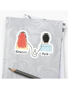 e&p---eleanor-and-park-sticker by thedreamshirt