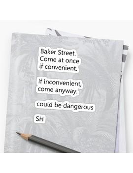 sherlock-holmes-text-message-sticker by shirelocked