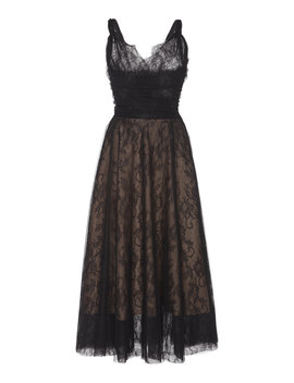 chantilly-lace-midi-dress by rochas