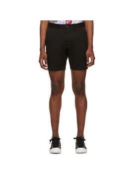 black-tommy-shorts by saturdays-nyc