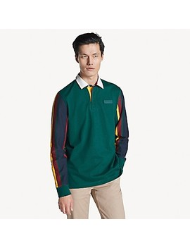 custom-fit-rugby-in-stripes by tommy-hilfiger