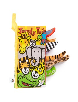 jungly-tails-cloth-book by jellycat