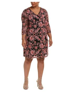 Adrianna Papell Shift Dress by Bluefly