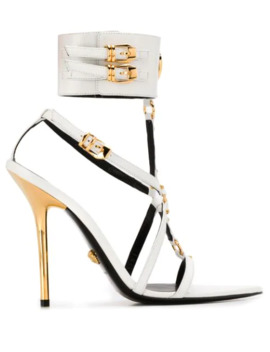 medusa-pointed-toe-sandals by versace