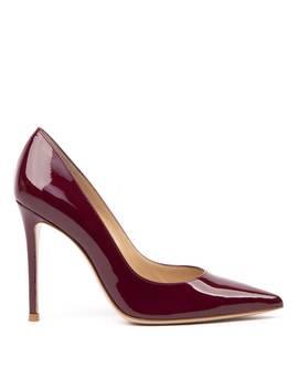 gianvito-rossi-bordeaux-patent-leather-pumps by gianvito-rossi