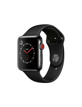 apple-watch-series-3-gps-+-cellular-42mm-stainless-steel-case-with-black-sport-band-a1861 by stockx