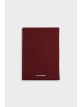 milligram---2020-familylife---weekly---a5---burgundy by milligram-studio