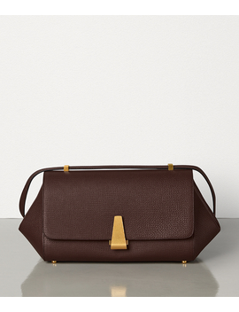 Borsa Bv Angle In Vitello Palmellato by Bottega Veneta