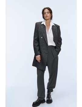 manteau-masculin-à-chevrons by zara