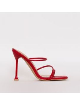 marni-red-snake-print-strappy-mule-heels by simmigirl