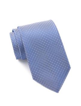 diamond-geo-silk-tie by calvin-klein