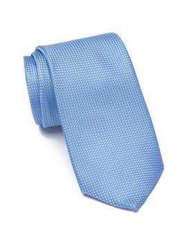 hampton-silk-blend-houndstooth-tie by nautica