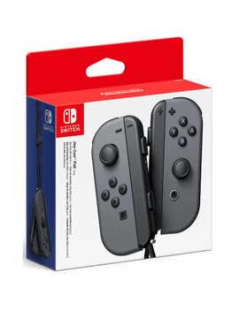 Nintendo Switch Joy Con Pair   Grey by Nintendo