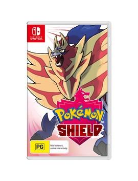 Pokemon Shield by Pokemon