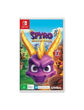 Spyro Reignited Trilogy by Nintendo Switch
