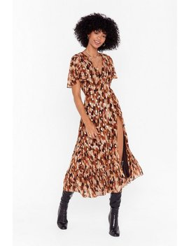 turning-over-a-new-leaf-wrap-midi-skirt by nasty-gal