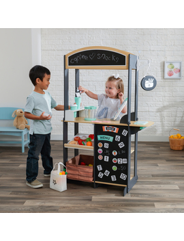 kidkraft-lets-pretend-shopkeeper-stand-with-60-piece-accessory-set by kidkraft
