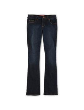 arizona-girls-regular-fit-stretch-bootcut-jean-big-kid by arizona