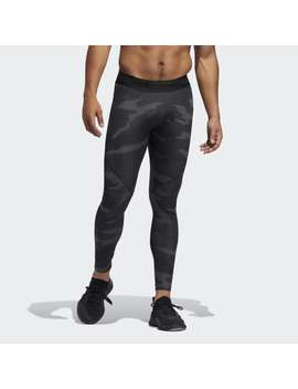 Alphaskin Camouflage Tight by Adidas
