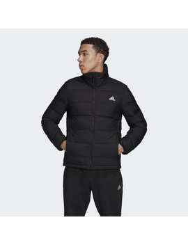 Helionic 3 Streifen Jacke by Adidas