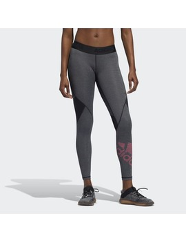 Alphaskin Badge Of Sport Tight by Adidas