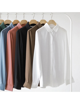 new-womens-shirt-classic-chiffon-blouse-female-plus-size-loose-long-sleeve-casual-shirts-lady-simple-style-tops-clothes-blusas by aliexpresscom