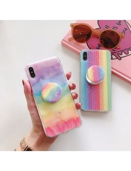 edgin---rainbow-stand-phone-case---iphone-6-_-6-plus-_-7-_-7-plus-_-8-_-8-plus-_-x-_-xr-_-xs-_-xs-max by edgin