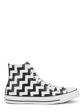 chuck-glam-dunk-printed-hi-top-sneakers by converse