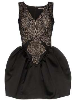lace-mini-dress by christopher-kane
